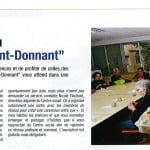 SITE - Donnant Donnant - Bron Quartier N°14 février 2016