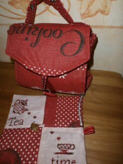 Un modèle de Mug Bag / Photo non contractuelle