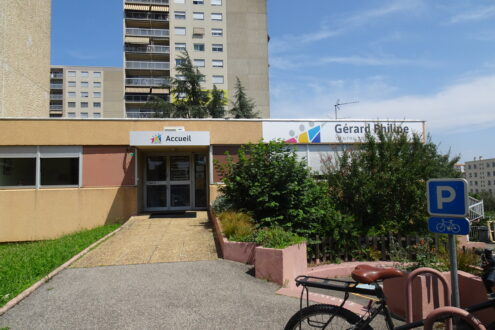 Centre Social et Culturel Gérard Philipe